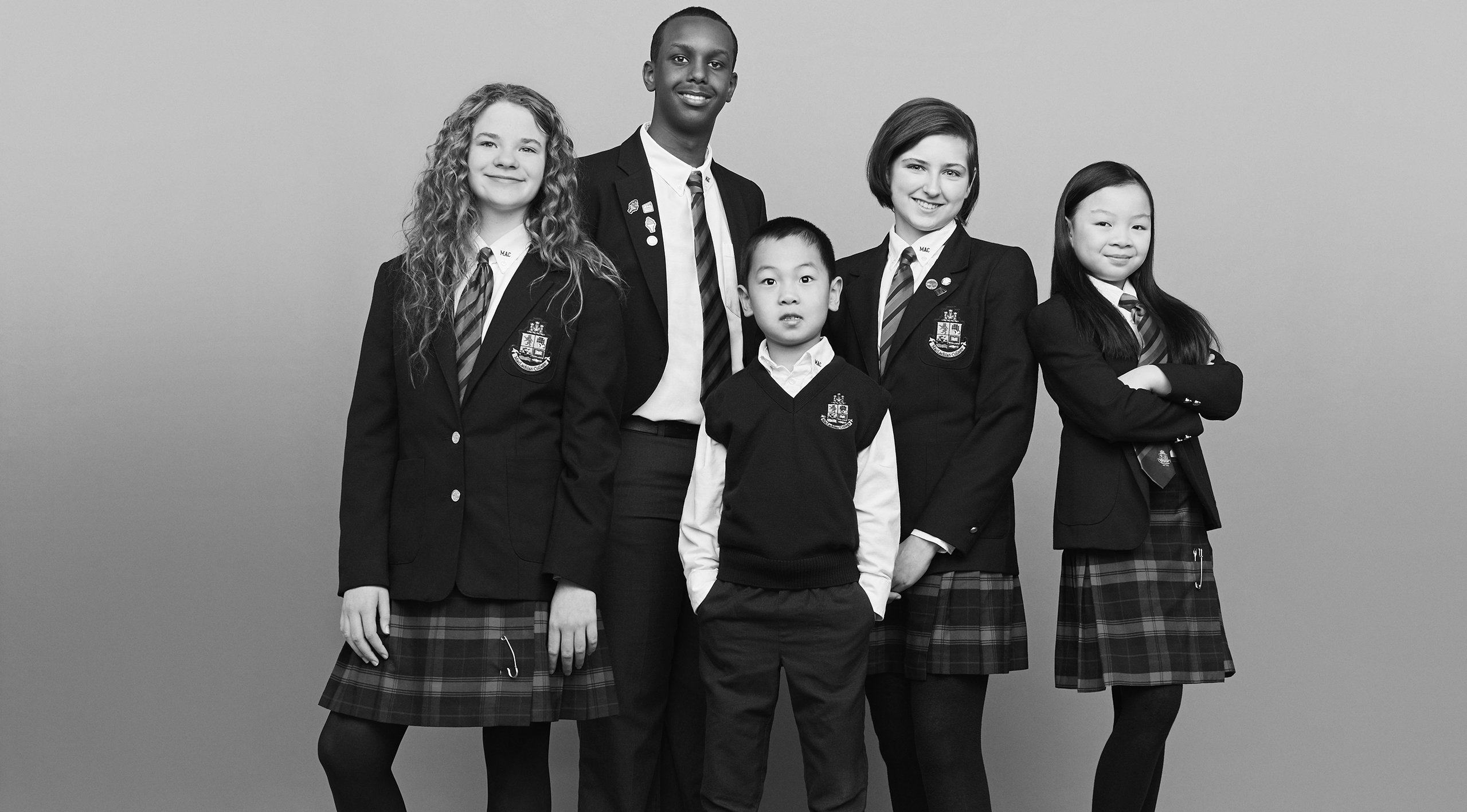 Maclachlan College Students Diversity